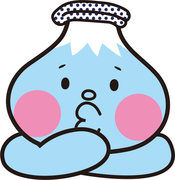 自転車防止キャンペーンにお湯の富士が参加します。