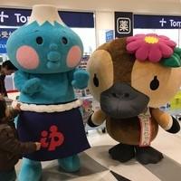 2017年4月2日スナモ(江東区)ゆるキャライベント