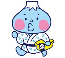お湯の富士日大法桜祭に参加!